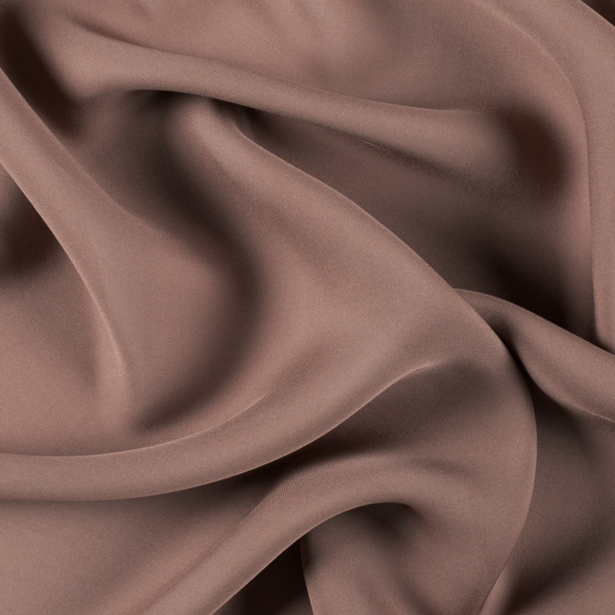 light brown silk double georgette pv6000 187 11