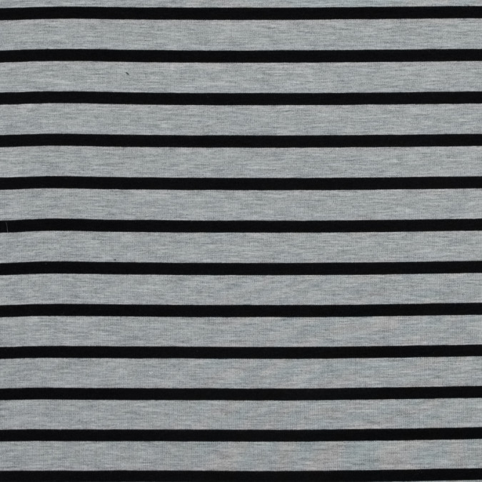 light gray and black striped bamboo jersey 316126 11