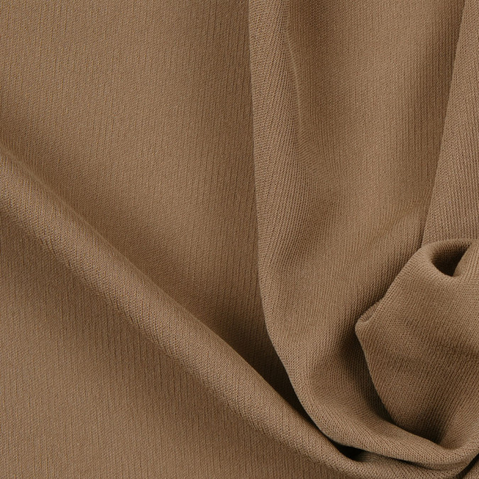 light taupe solid silk knit 302515 11