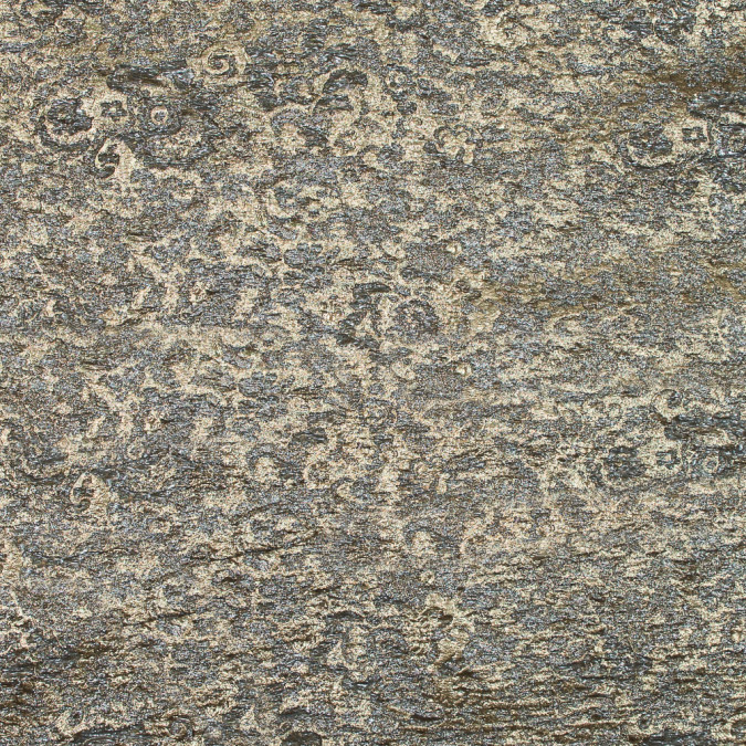 metallc gold and silver abstract brocade 118967 11