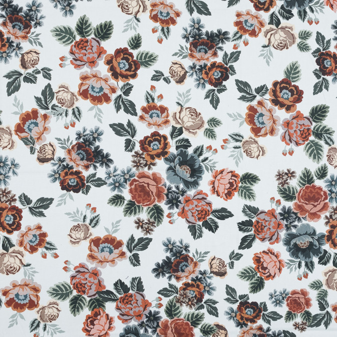 mood exclusive oasis dans la foret floral printed stretch cotton sateen md0057 11