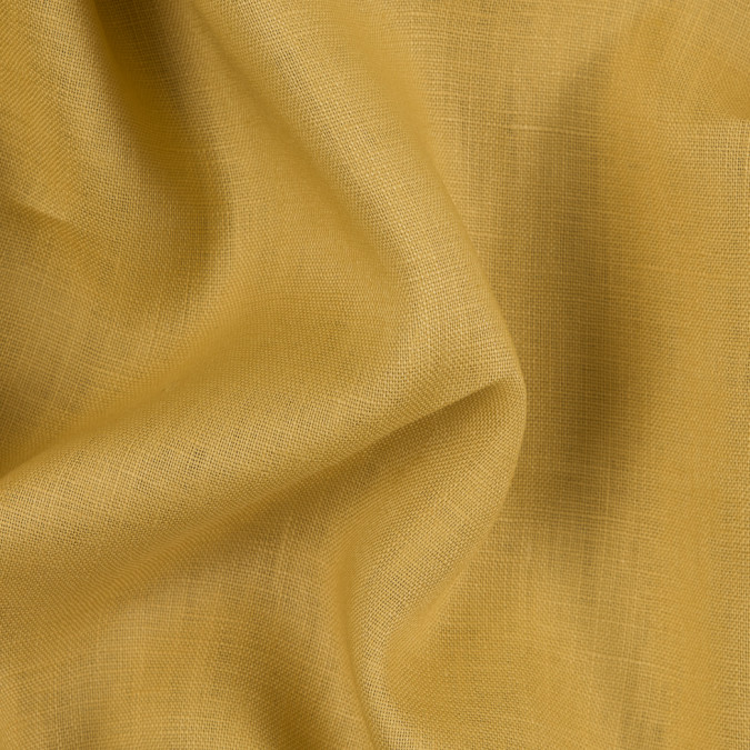 mustard medium weight linen 310667 11