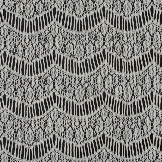 natural crochet lace with eyelash and all over scallop design 313342 11