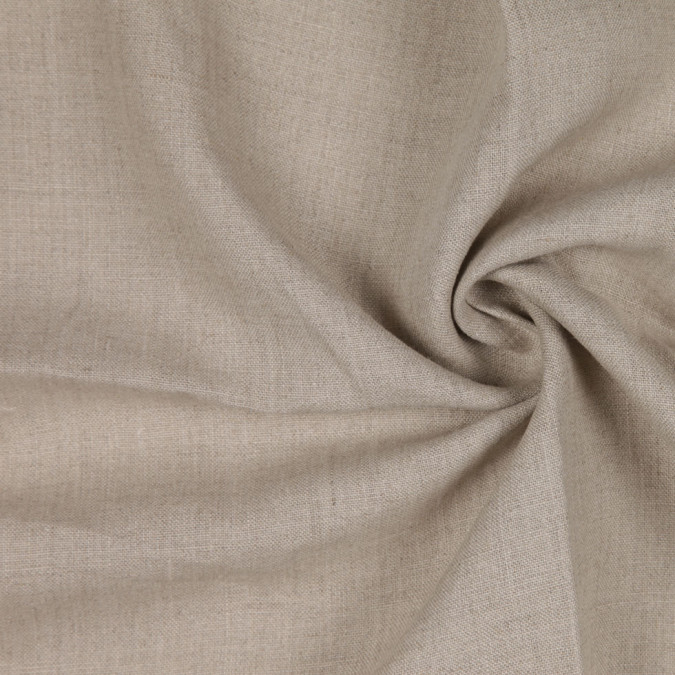 natural woven linen suiting 114297 11