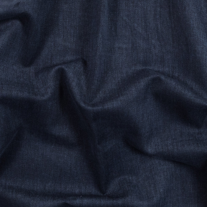 navy brushed cotton twill 318968 11