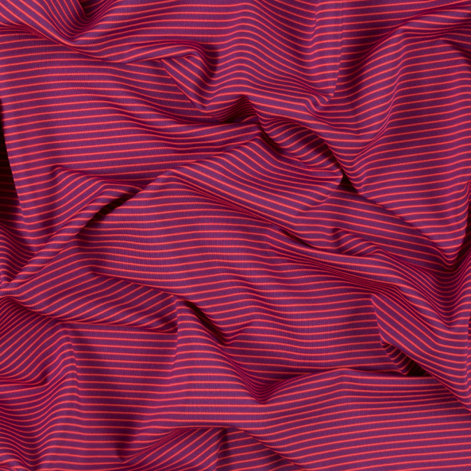 neon fuchsia striped wicking jersey 312379 11