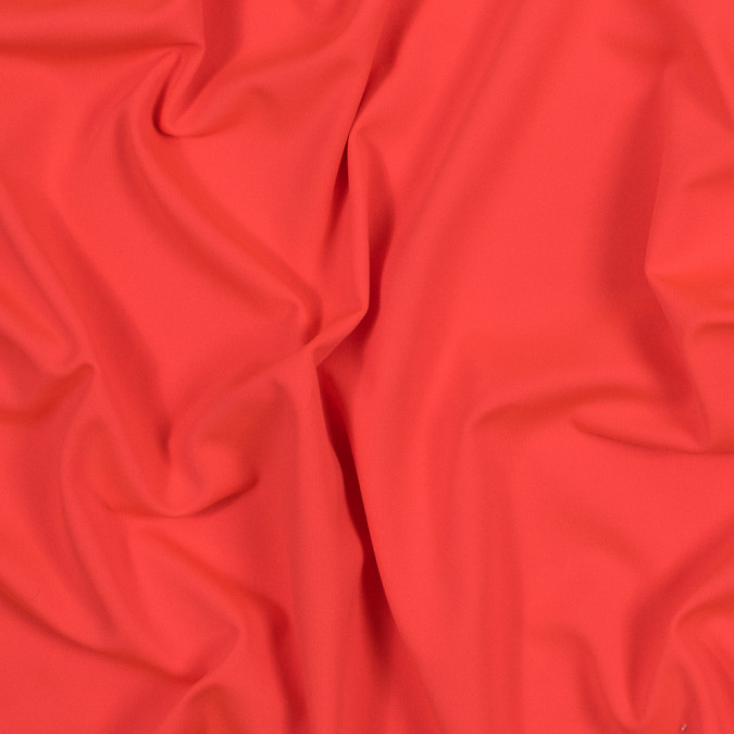 neon orange antibacterial and wicking polyester jersey 316085 11