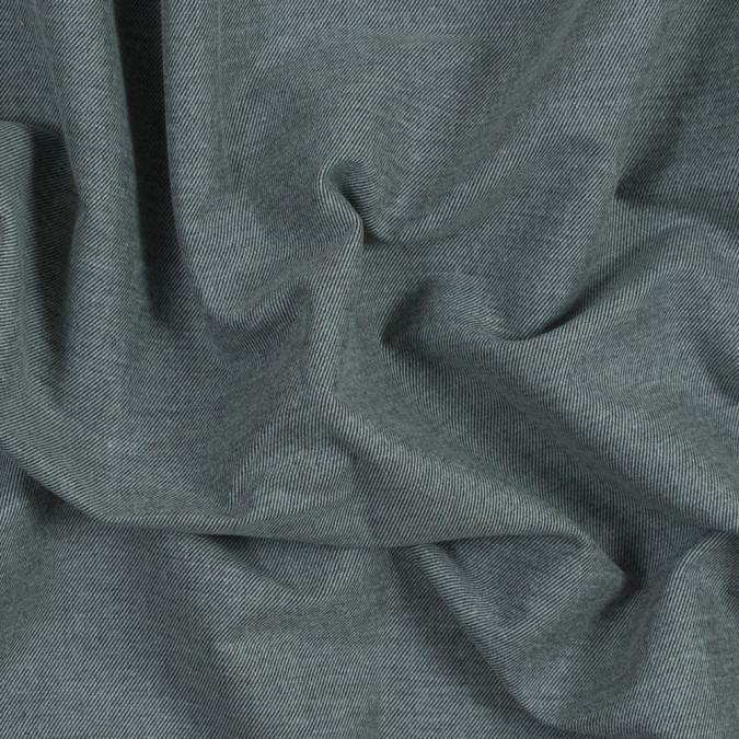 oatmeal and gray double faced brushed cotton twill 318919 11