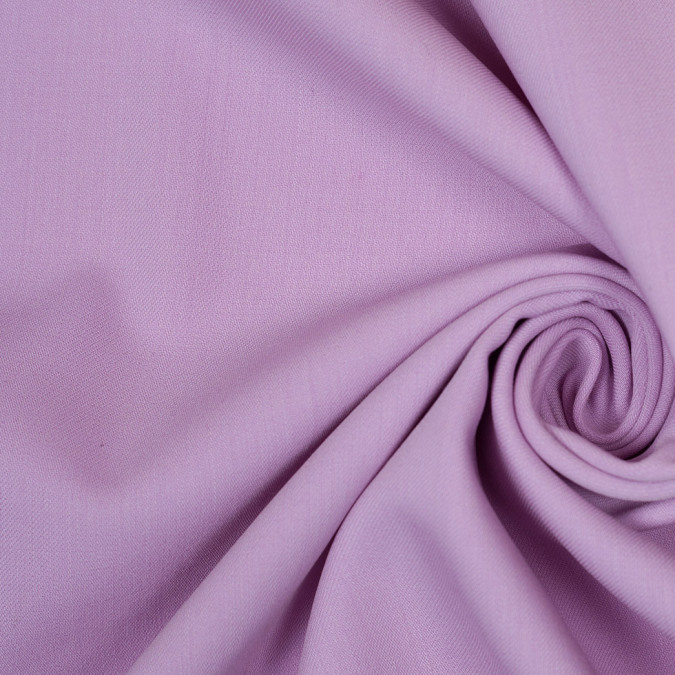 oscar de la renta pastel purple stretch wool double cloth fw11263 11