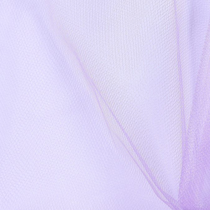 pansy purple nylon net tulle fn19082 11