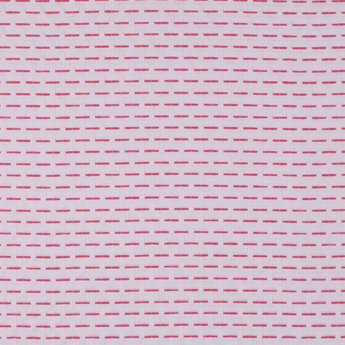 paradise pink embroidered rosewater sateen 312325 11