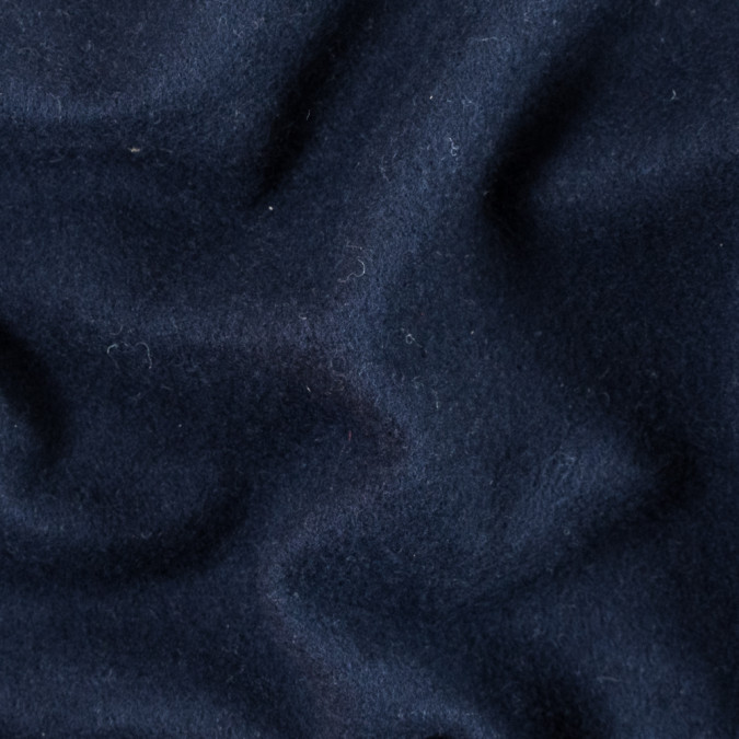 peacoat single faced fleece wool coating 313986 11