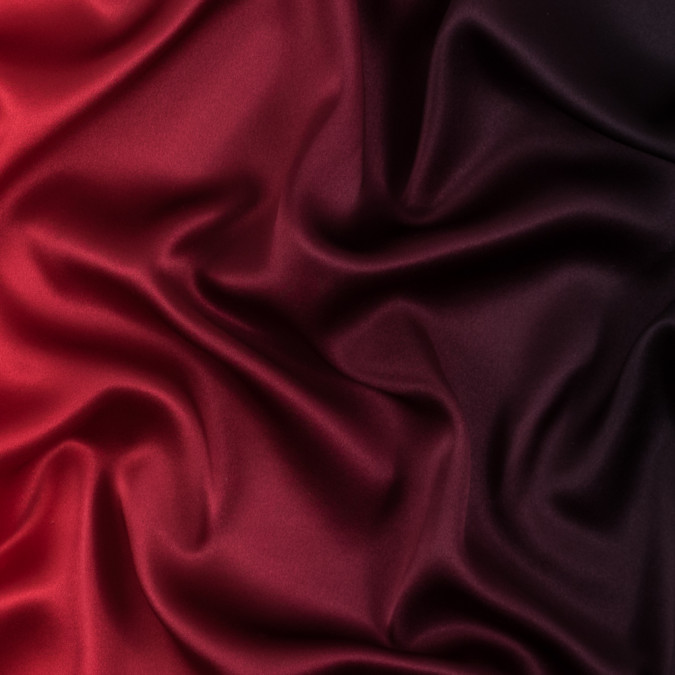 red and black ombre silk charmeuse 313994 11