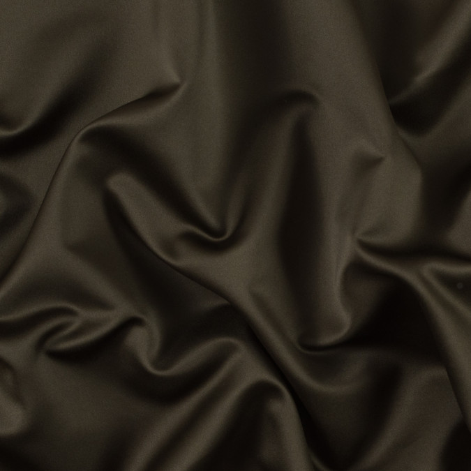 rifle green polyester satin 313312 11