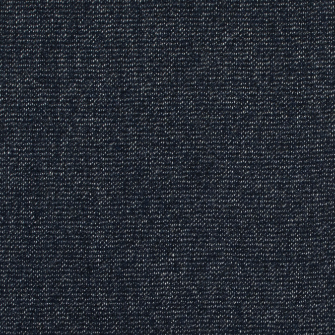royal blue and white speckled wool tweed 317236 11