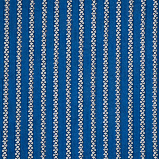 royal blue ribbed knit novelty netting 310149 11
