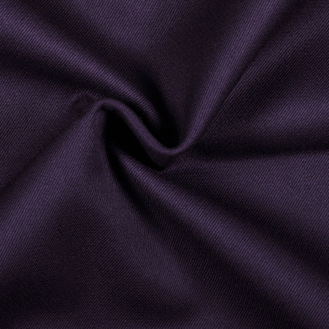 royal purple double cloth wool twill fw11238 11