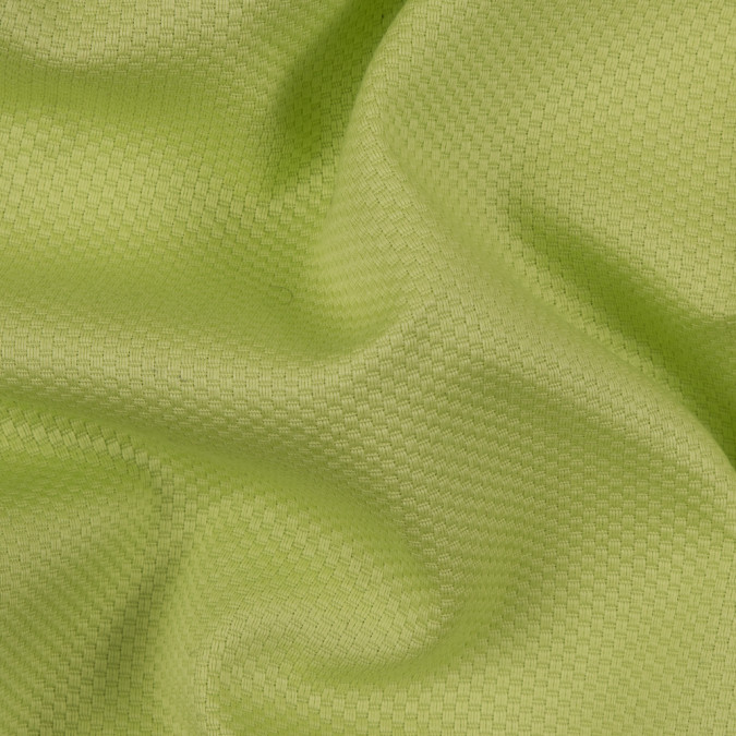 sharp green cotton riviera pique 310697 11