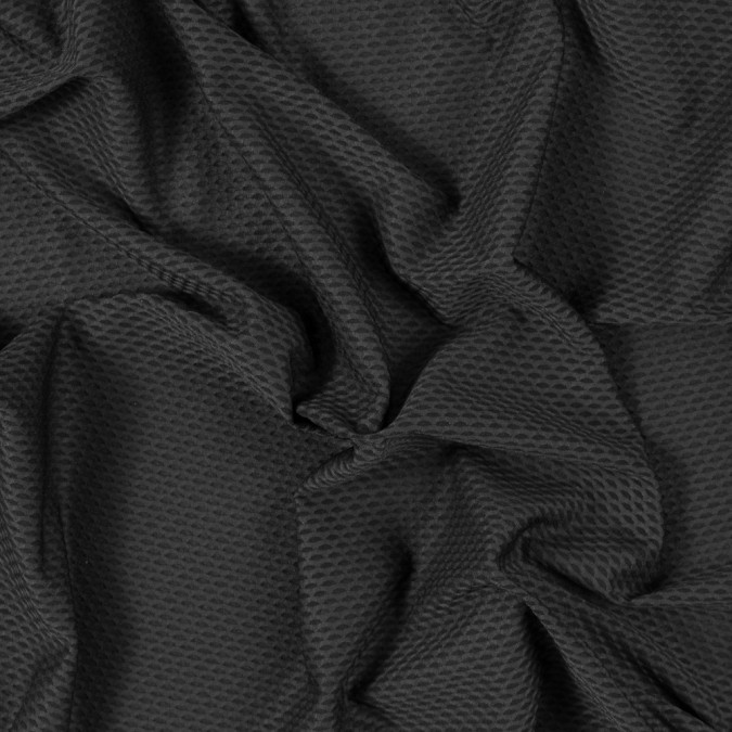 solid black stretch mesh with wicking capabilities 312623 11