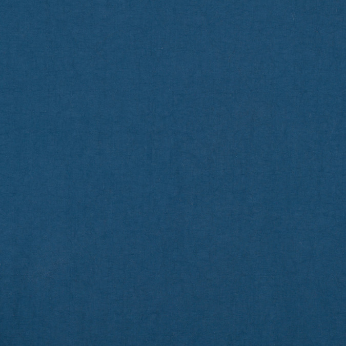stellar blue solid polyester faille 308186 11