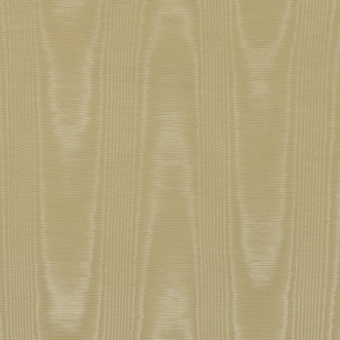 straw yellow polyester moire 312941 11