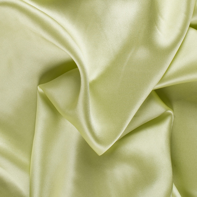 sunny lime stretch silk charmeuse pv1500 138 11