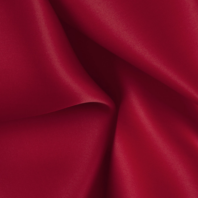 tango red silk satin face organza pv4000 169 11