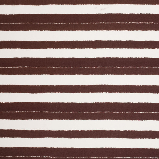 tanya taylor off white earth striped silk crepe de chine 307472 11