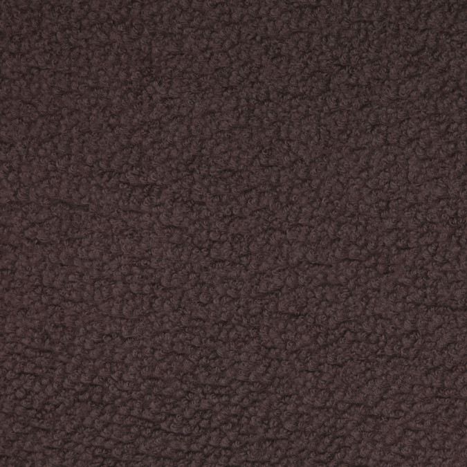 taupe wool and polyester boucle 110561 11
