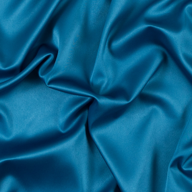 turkish tile blue polyester stretch charmeuse 312231 11