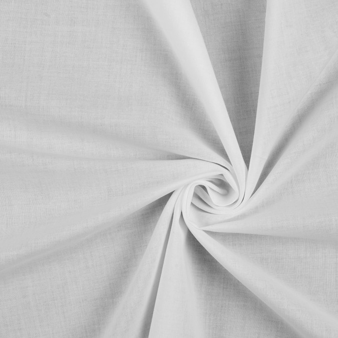 white 100 cotton voile 308029 11