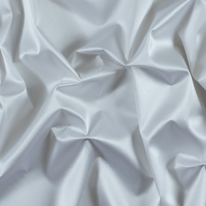white silk charmeuse with a fused backing 313016 11