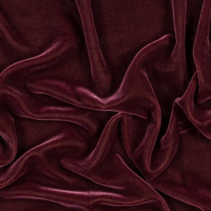 wine silk and rayon velvet 319287 11