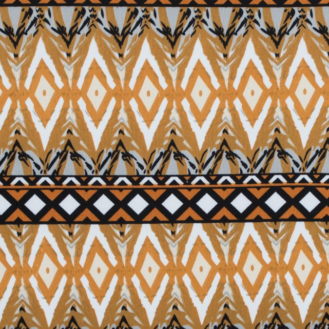 xgolden oak and spruce yellow geometric printed stretch double knit 314844 11 jpg pagespeed ic TBqK6z0A69