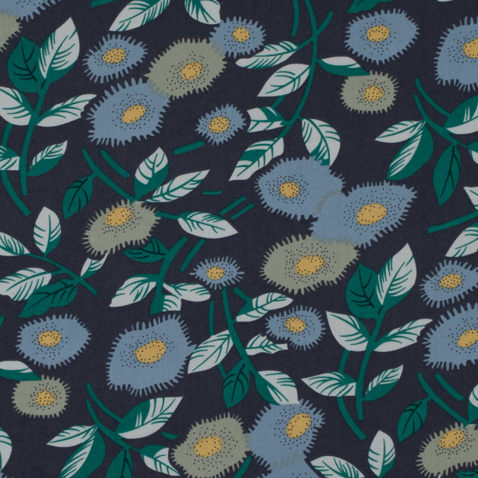 xgray green floral printed cotton poplin 114123 11 jpg pagespeed ic UtfSKwYTWO