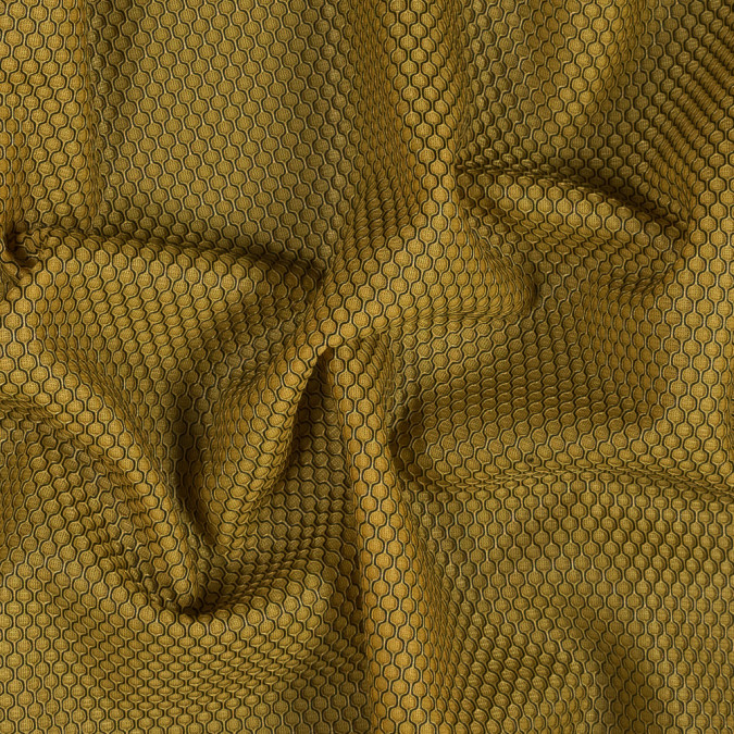 yellow and black novelty spacer mesh 318097 11
