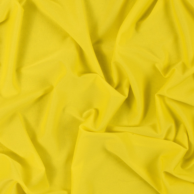 yellow stretch mesh with wicking capabilities 312545 11